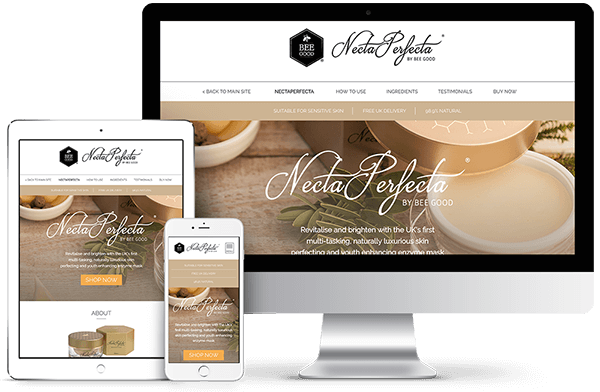 Necta Perfecta - Wordpress and Shopify Themes and Templates